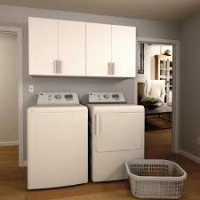 laundry room cabinets laundry room storage the home depot w white laundry cabinet kit