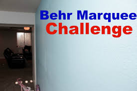behr marquee challenge youtube