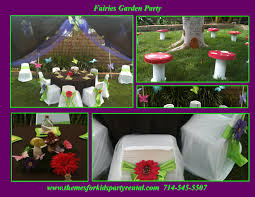 Fairy Garden Party Ideas by Decoration Ideas Centerpieces Supplies Themes For Kids Party Rental