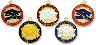 graduation medals semi custom graduation medal