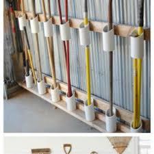 adorable 11 garden tool racks you can easily make clever storage