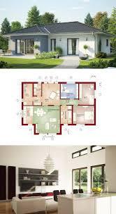 home design evolution bungalow haus mit walmdach grundriss einfamilienhaus evolution