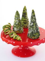 Christmas Trees Christmas Tree Shaped Appetizers And Desserts Creative Holiday