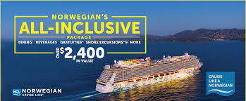 last minute cruises cruise line all inclusive offer