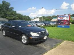 mercedes gloucester used mercedes s class for sale in gloucester va 17 used s