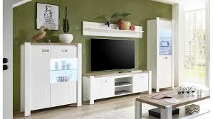Wohnzimmerschrank Hardeck Landhausmöbel Eiche Design