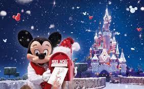 mickey mouse christmas wallpaper widescreen hd background