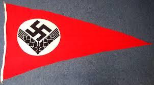 German Flag In Ww2 Ww2 German R A D Female Section Triangular Flag U2013 Jb Military