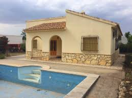 A Place Plot Detached Villa With Plot Garage Pool And Garden Arboleas