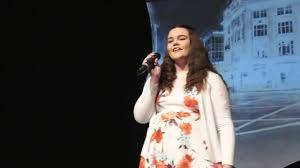 naughty preteens running naughty boy performed by chloe harknett at teenstar talent