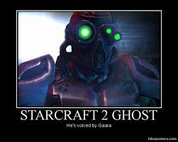 Starcraft 2 Meme - starcraft ii ghost by onikage108 on deviantart