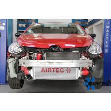 renault clio rs airtec motorsport airtec renault clio rs front mount intercooler