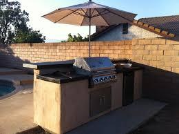 Custom Backyard Grills Built In Barbecue Built In Barbecue With Built In Barbecue