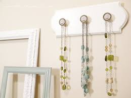 Jewelry Wall Hanger Thrifty And Chic Diy Projects And Home Decor