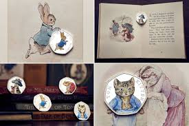 Home Design Story Coins Royal Mint Beatrix Potter Coins 2017 The Full Set And The Stories