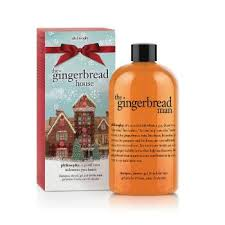 philosophy bath and shower gel the gingerbread shoo shower gel bath