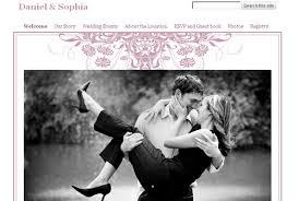 le site du mariage pourquoi créer un site pour mariage mariage