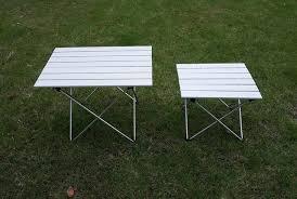 aluminum portable picnic table portable picnic table outdoor portable cing table aluminium alloy