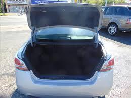 nissan altima 2015 trunk dimensions 2015 nissan altima 2 5 4dr sedan in san antonio tx luna car center