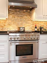 slate backsplash u201cfalling water u201d slate backsplash kitchen
