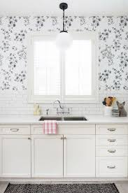 wallpaper ideas for kitchen 25 best ideas about kitchen wallpaper on pinterest wallpaper kitchen