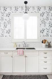 wallpaper ideas for kitchen 25 best ideas about kitchen wallpaper on wallpaper kitchen