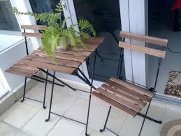 image of outdoor furniture ikea wickerikea bench singapore garden