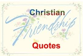christian friendship messages