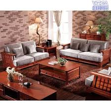 Traditional Wooden Living Room Furniture Sets Decor Crave - Wooden living room chairs