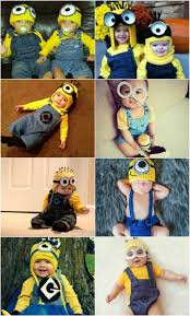 Minion Halloween Costume Baby Minion 21 Frighteningly Adorable Diy Halloween Costumes Babies Diy