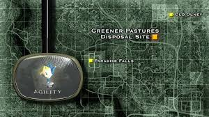 Fallout 3 Map by Fallout 3 Bobblehead Guide 2 2 Youtube