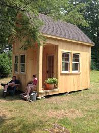 Tiny Victorian Home by Garden Shed This Garden Shed Was Built Over 3 Weekends On