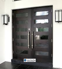 metal front doors with glass best 25 door glass inserts ideas on pinterest cabinet with