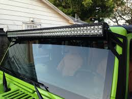 jeep light bar mount anyone have a source for some slightly longer windshield bolts for