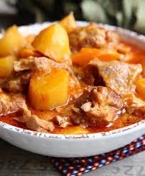 recette de cuisine plat plats mijotés