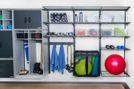 garage solutions and storage closets las vegas garage gym jpg