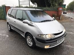 renault espace interior renault espace 02 52 reg special editions 2 2 dci 7 seater with