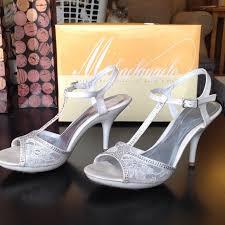 wedding shoes davids bridal michaelangelo sold ivory wedding shoes david s bridal from