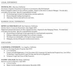 Corporate Attorney Resume Sample by Bold Idea Paralegal Resume Sample 10 How To Write A Including