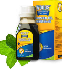 Obat Woods wood s peppermint expectorant 100 ml apotek riyo