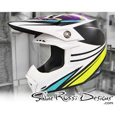 motocross helmet wraps latest u2014 shane rossi designs