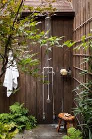 Outdoor Shower Fixtures Copper - 45 stunning outdoor showers that will leave you invigorated