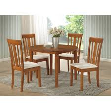 Youth Table And Chairs Glory Ester Dining Set Maple