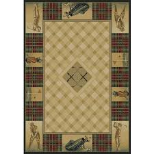 Rustic Cabin Lodge Area Rugs Rugs For Cabins U0026 Lodges Rustic Area Rugs Wildlife Themes