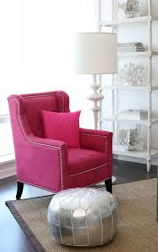 Pink Leather Chair by 22 Best Furniture Pink Chairs Images On Pinterest Pink