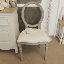 balloon back french cafe chair painted in everlong paint u0027s