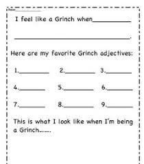 14 best images of grinch activity worksheets christmas word