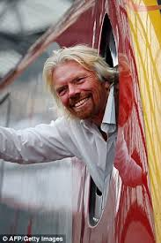 richard branson pockets 24m from virgin trains rail firm daily