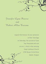 cheap simple wedding invitations online part 5