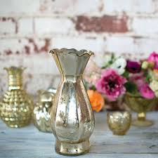 Silver Mercury Glass Vases Wholesale Glass Square Vases Wholesale Winter Table Flowers Silver Mercury